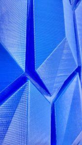3D Druck Dresden : 3D gedruckte Struktur